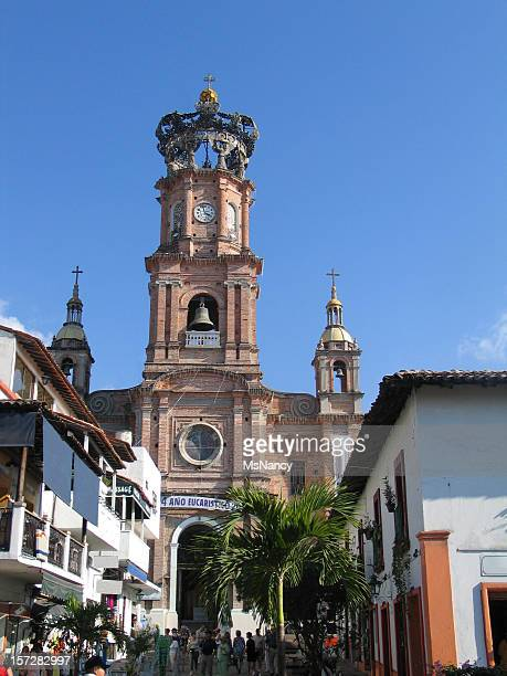Our Lady Of Guadalaupe Church in Puerta Vallarta