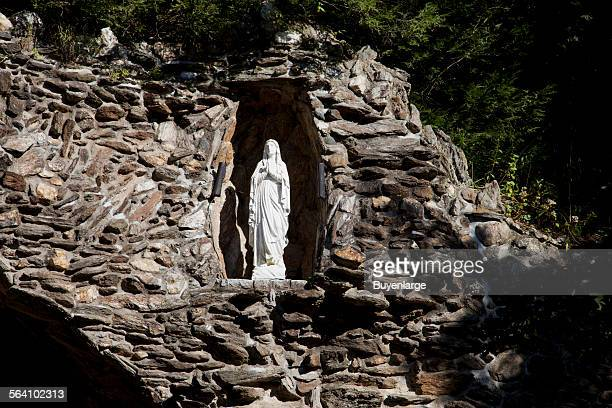 Our Lady of Lourdes Shrine Litchfield Connecticut