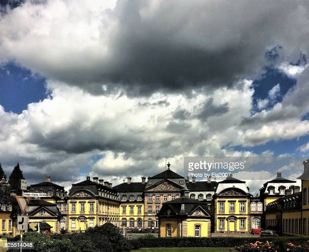 Our trip to Bad Arolsen and thunderclouds