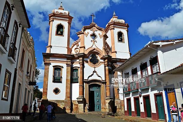Ouro Preto - Igreja de Nossa Senhora do Pilar