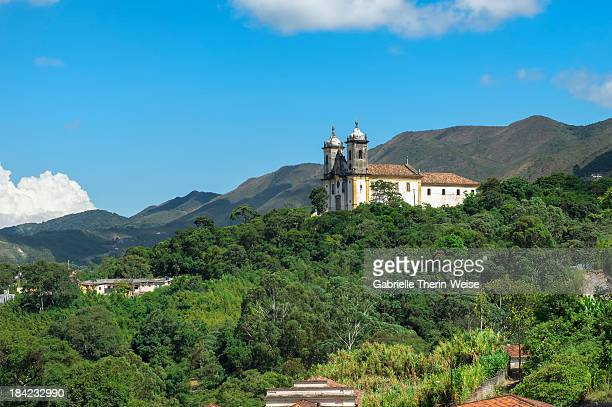 Ouro Preto, Sao Francisco de Paula Church