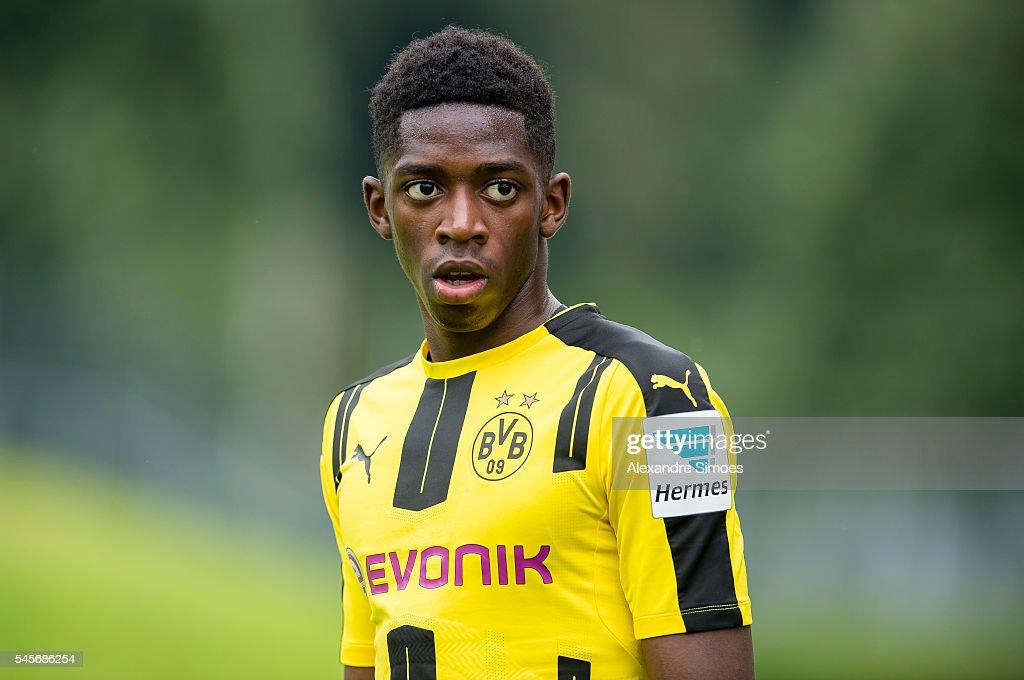 Borussia Dortmund Dembele