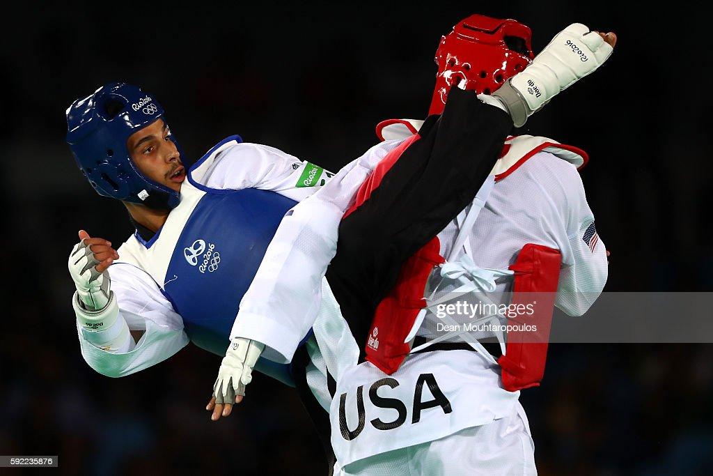 Taekwondo - Olympics: Day 14