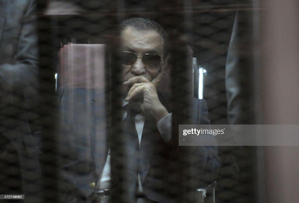 Former Egyptian President Hosni Mubarak Sentenced To Three Years In Prison For Corruption
