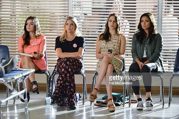 LIARS 'Out Damned Spot' College pressures mount while the Liars try to keep tabs on Mike in 'Out Damned Spot' an allnew episode of ABC Family's hit...