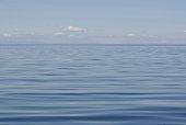 In der Mitte des Meer