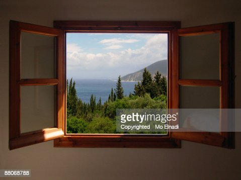 Out my window  : Stock Photo