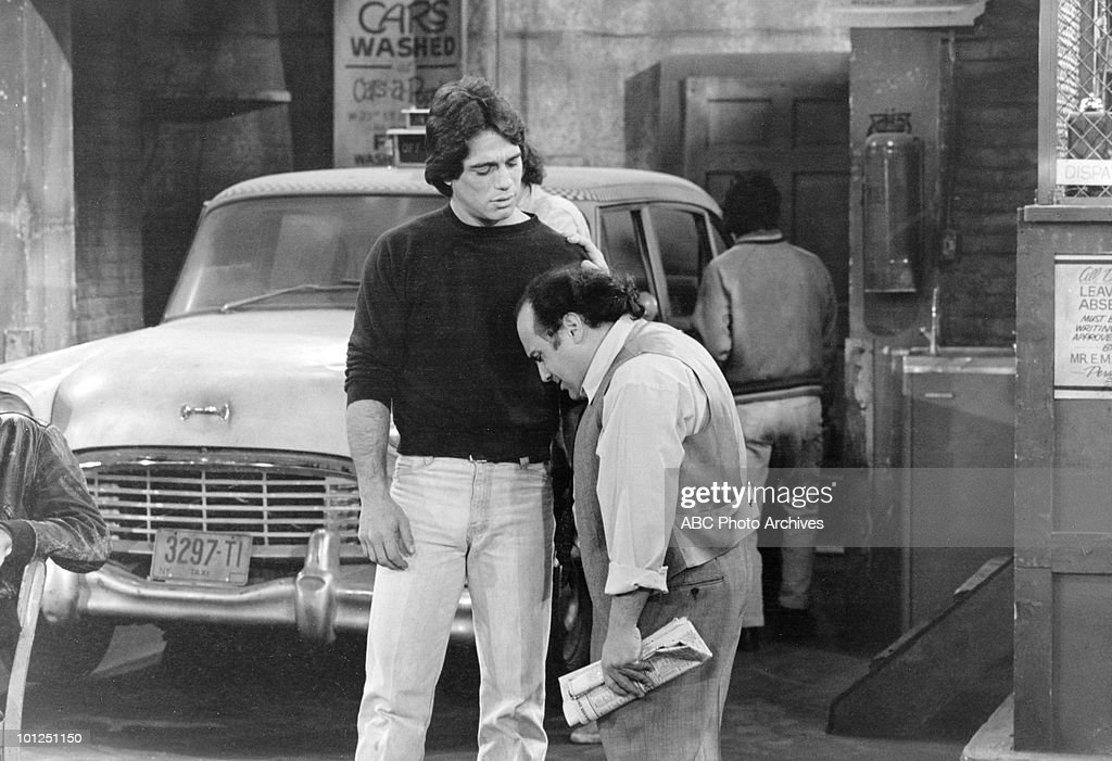 TAXI - 'Out of Commission' which aired on March 12, 1981. (Photo by ABC Photo Archives/ABC via Getty Images) TONY