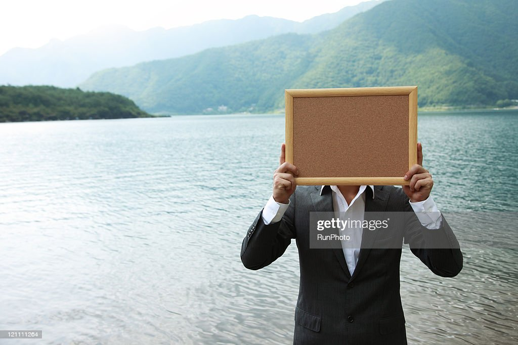 outdoor business : Stock Photo
