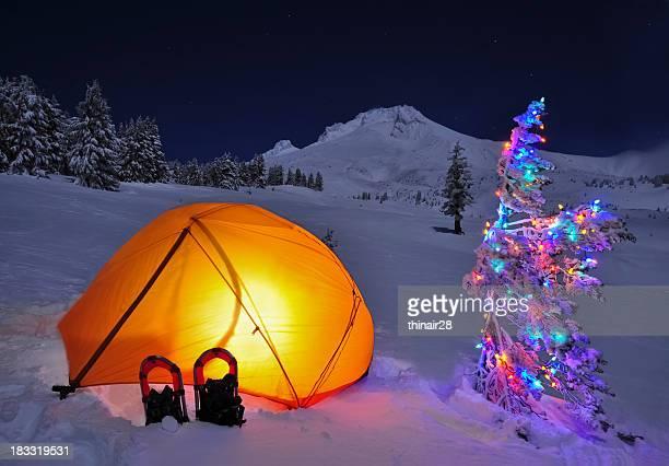 Weihnachten im Freien