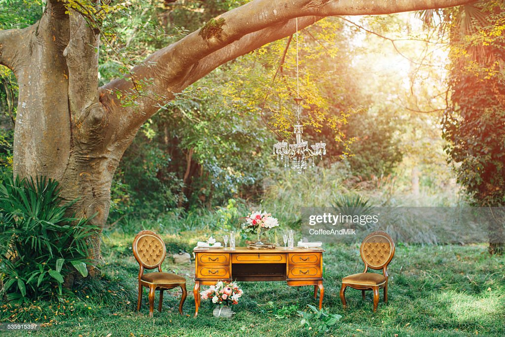 Composição de Outdoor : Foto de stock