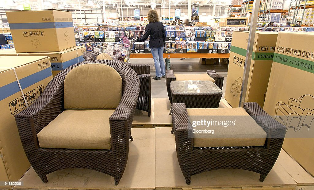 outdoor patio furniture is displayed at the costco warehouse - Costco Outdoor Furniture. Patio Furniture At Costco Uk. Home