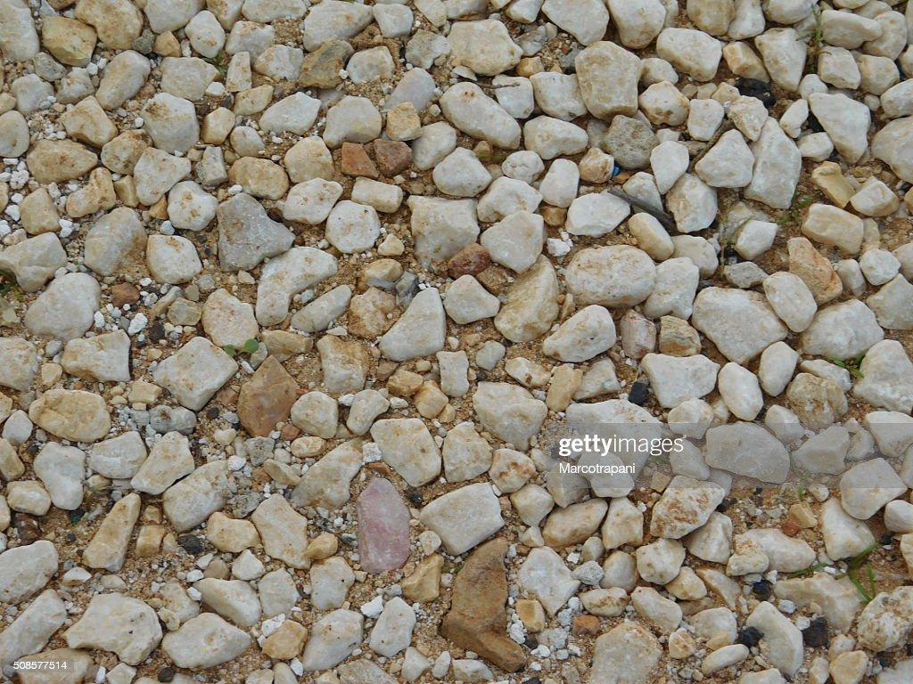 outdoor-Steine : Stock-Foto