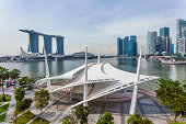Outdoor Theatre at Marina Bay