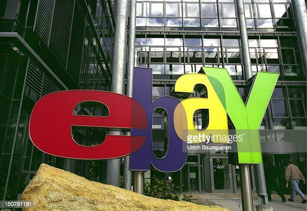 Outdoor view of eBay GmbH largest online trading community in the world