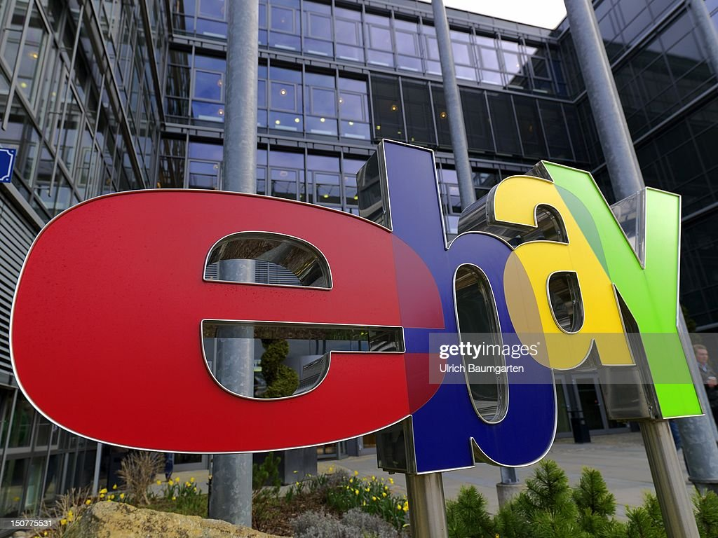 GERMANY, BERLIN, Outdoor view of eBay GmbH.