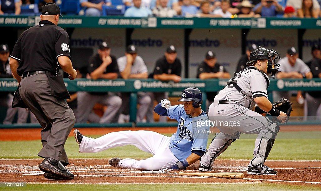 Chicago White Sox v Tampa Bay Rays