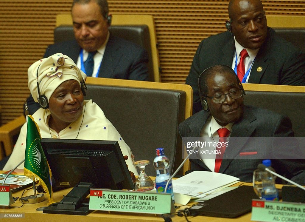 African Union Chairman of the Commission