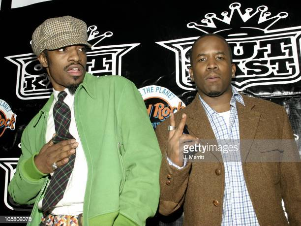 Outkast during The 46th Annual Grammy Awards Outkast Speakerboxxx After Party at Private Location in Beverly Hills California United States