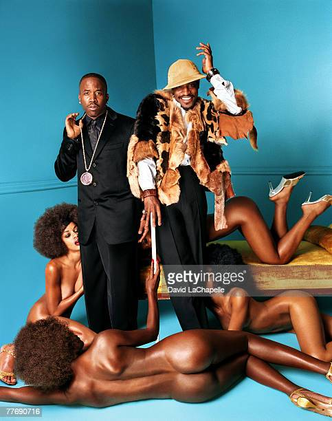 Outkast Outkast by David LaChapelle Outkast Vibe October 1 2003