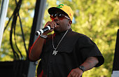 Outkast's Big Boi performs during the 2010 Pitchfork Music Festival at Union Park on July 18 2010 in Chicago Illinois