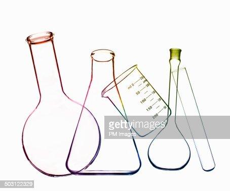 Outline of chemistry glassware