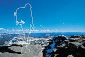 Bald Mountain, Uinta Mountains, Utah, USA, spring.