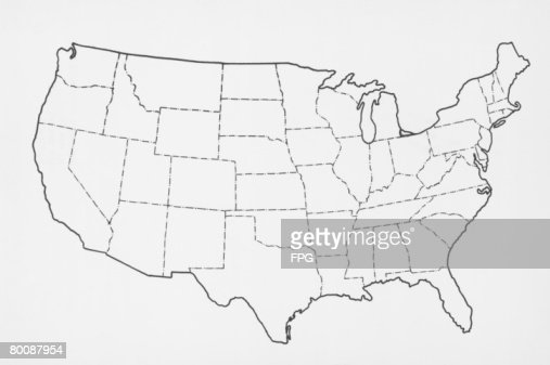 Outline of USA