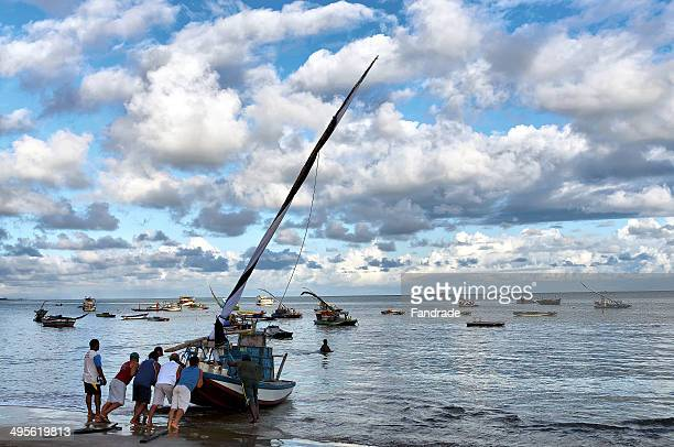 Output raft fisherman Mucuripe Fortaleza