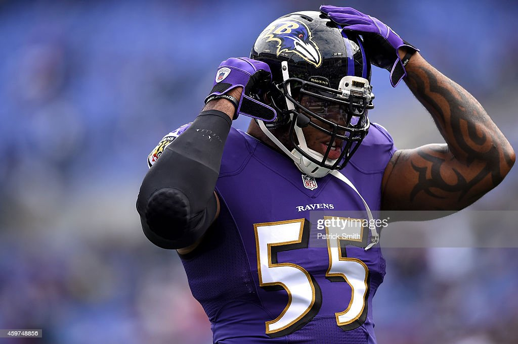 San Diego Chargers V Baltimore Ravens Getty Images