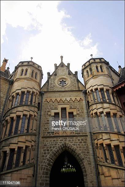 Outside Marienburg castle The Marienburg Castle near Hanover Germany will be the scene of an exceptional international auction In Autumn 2005 Prince...