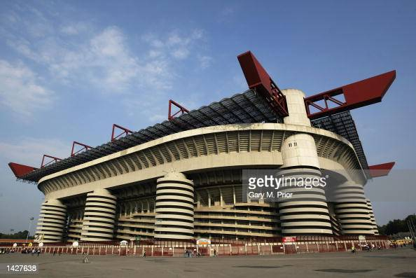 k 225 san siro milan - photo#17