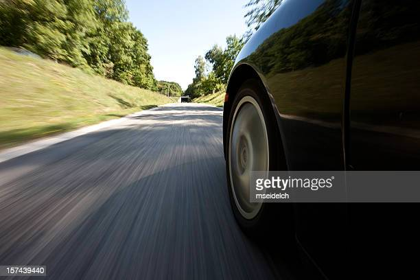 Conduite voiture (depuis l'extérieur