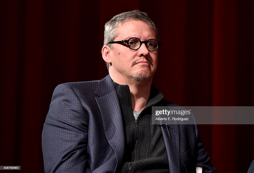 Outstanding Directorial Achievement in Feature Film nominee <a gi-track='captionPersonalityLinkClicked' href=/galleries/search?phrase=Adam+McKay&family=editorial&specificpeople=744172 ng-click='$event.stopPropagation()'>Adam McKay</a> speaks at the 68th Annual Directors Guild Of America Awards Feature Film Symposium at Directors Guild of America on February 6, 2016 in Los Angeles, California.