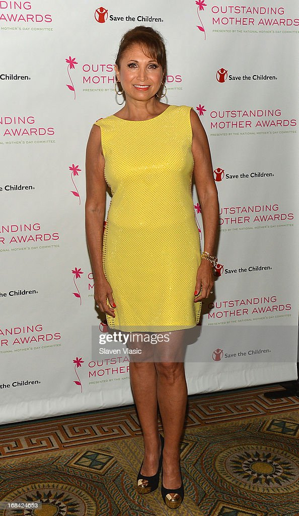 Outstanding Mother Award honoree Margarita Arriagada attends the 2013 Outstanding Mother Awards at The Pierre Hotel on May 9, 2013 in New York City.