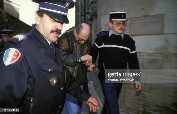 Ouverture du proces de Christian Van Geloven pour attentat a la pudeur sur mineurs devant le tribunal correctionnel le 1er decembre 1992 a BarLeDuc...