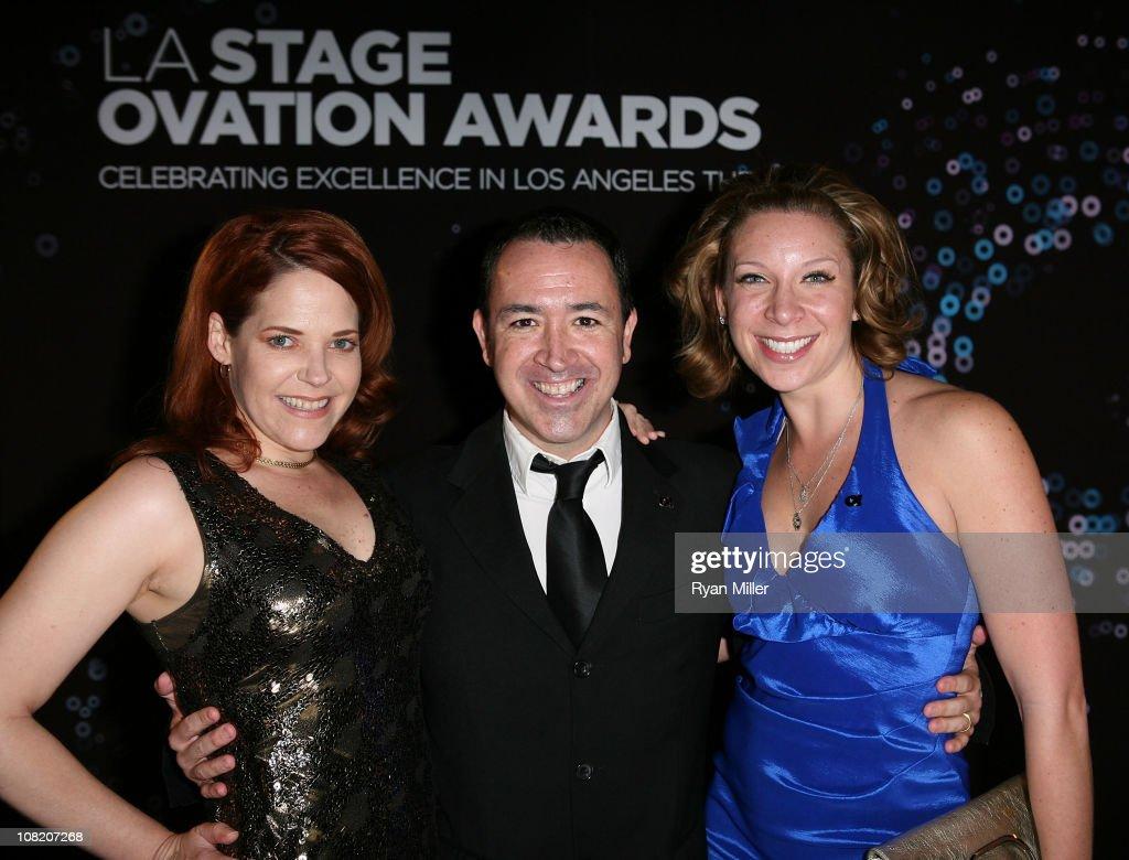 LA Stage Alliance Presents Their 2011 Ovation Awards