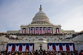 Over 15 million people watch attend inauguration of Barack Obama at the US Capitol in Washington DC