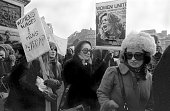 GBR: From The Archives: UK's First March of Women's Liberation Movement