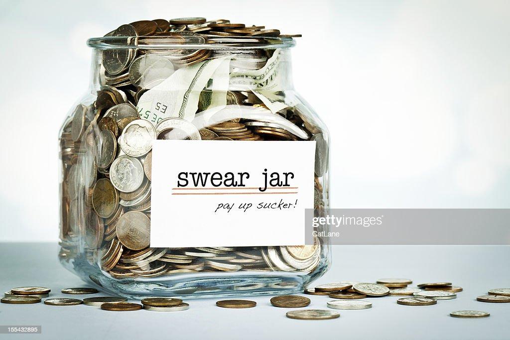 Over Flowing Swear Jar