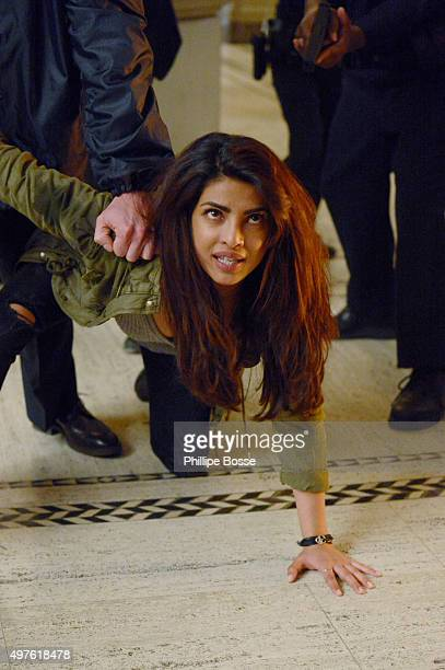 QUANTICO 'Over' In the future the FBI computer system is hacked and confidential files go public leading Alex to the conclusion that a second bomb is...