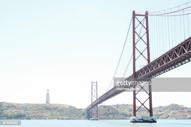 Over the bridge, Lisbon