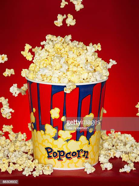 Overflowing Movie Popcorn Bucket