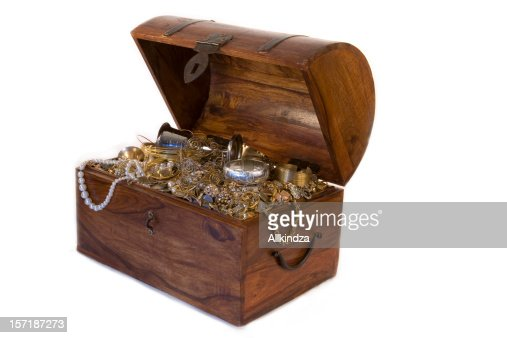 Overflowing Treasure Chest 2