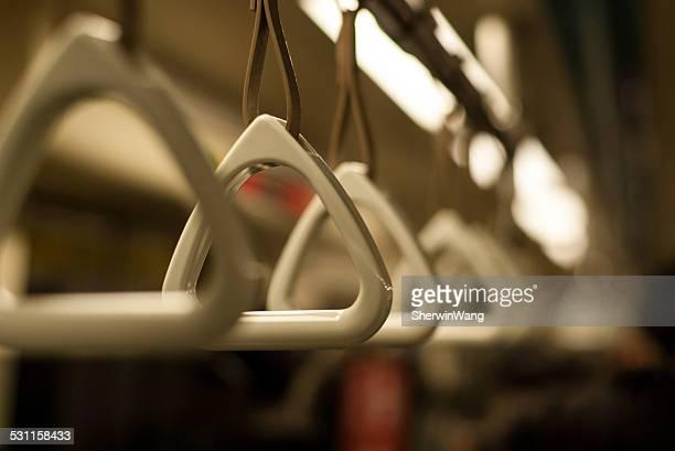 Overhead straps