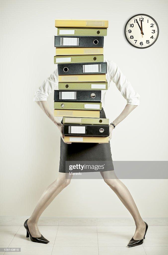 Overloaded : Stock Photo