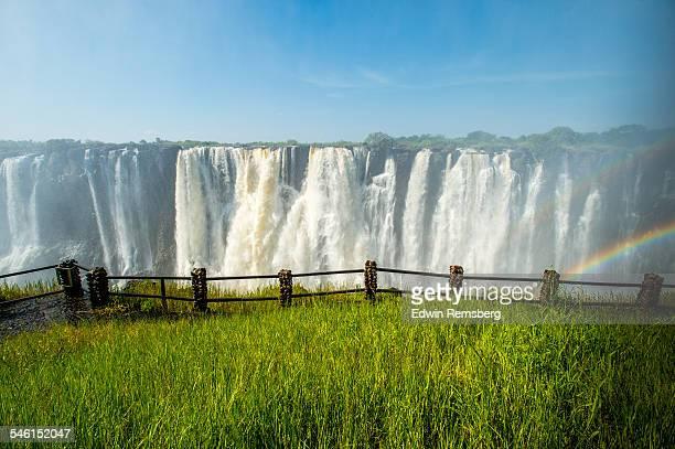 Overlook at Victoria Falls