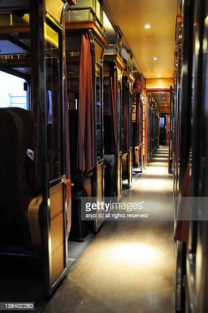 Overnight train from Trondheim