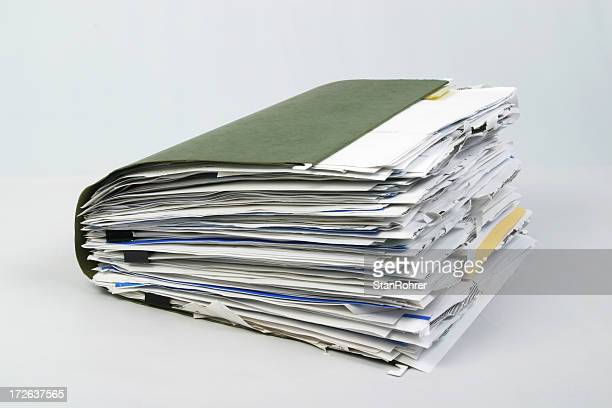 Overstuffed File Folder 3