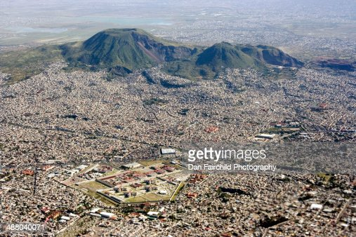 Overview, Mexico City